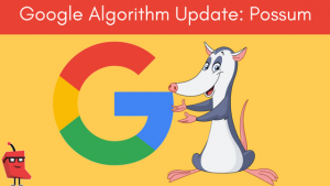 Google Update-Possum