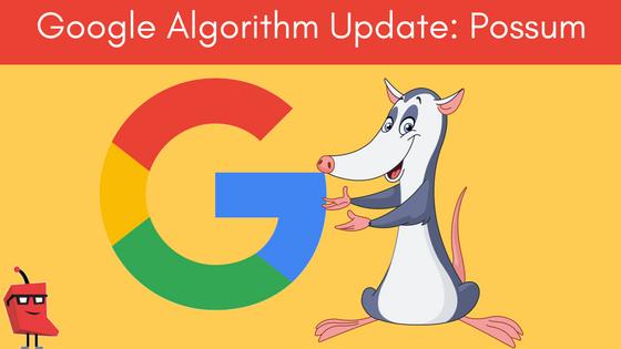 Google Update-Possum