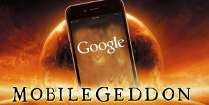 Google Mobilegeddon