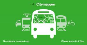 citymapper alexa app